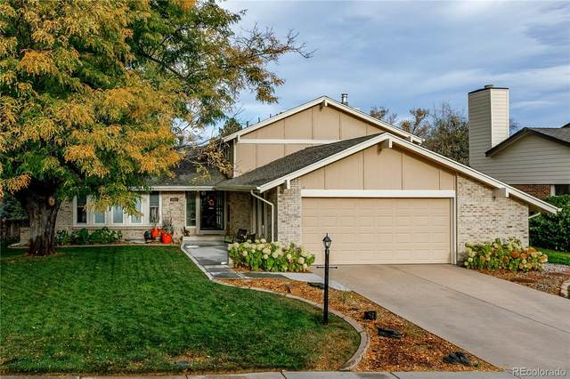 5961 S Eudora Way, Centennial, CO 80121 (MLS #7981850) :: 8z Real Estate