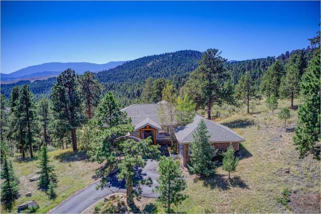 13831 Douglas Ranch Drive, Pine, CO 80470 (#7982246) :: Berkshire Hathaway Elevated Living Real Estate