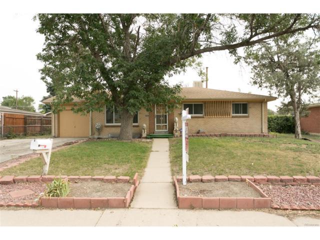 3268 Tucson Street, Aurora, CO 80011 (#7982424) :: Colorado Team Real Estate