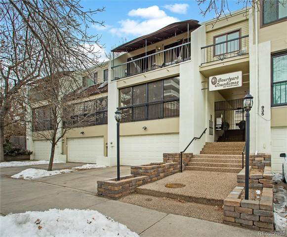 935 N Pennsylvania Street #5, Denver, CO 80203 (#7982437) :: Berkshire Hathaway Elevated Living Real Estate