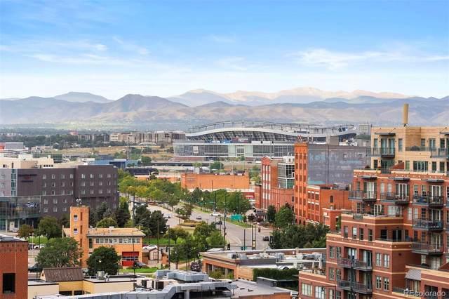 1560 Blake Street #806, Denver, CO 80202 (MLS #7983098) :: Bliss Realty Group