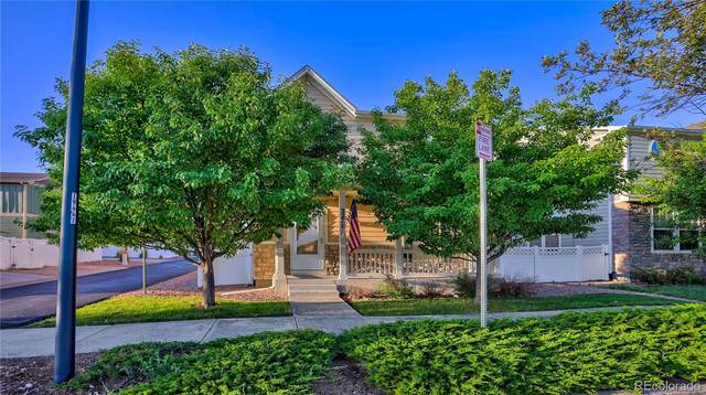 2271 Ellingwood Drive, Colorado Springs, CO 80910 (#7983142) :: The Griffith Home Team