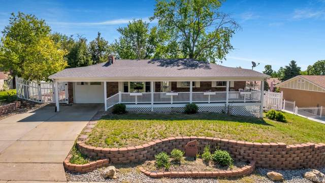 1432 S Vivian Way, Lakewood, CO 80228 (#7983848) :: Wisdom Real Estate