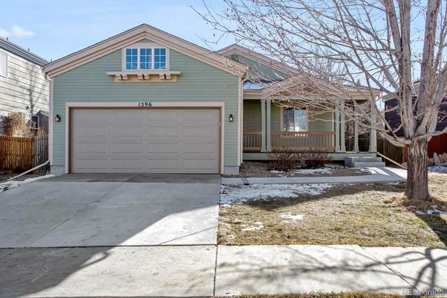 1596 Meachum Way, Erie, CO 80516 (MLS #7983910) :: Bliss Realty Group
