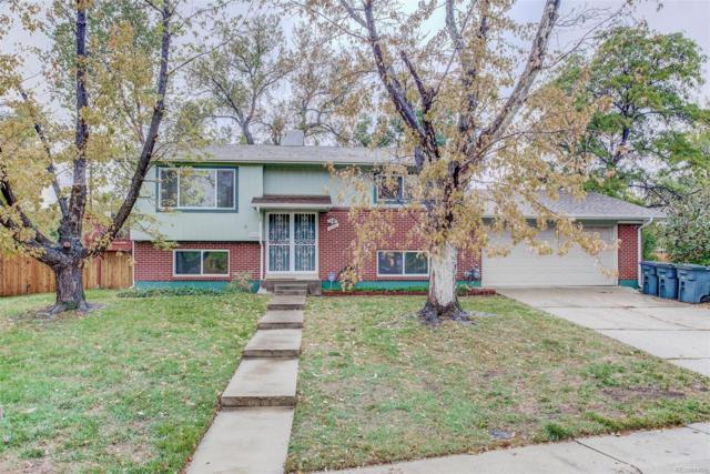 10101 Melody Drive, Northglenn, CO 80260 (#7984563) :: The Galo Garrido Group