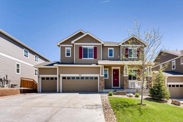 7952 Grady Circle, Castle Rock, CO 80108 (#7984660) :: Wisdom Real Estate