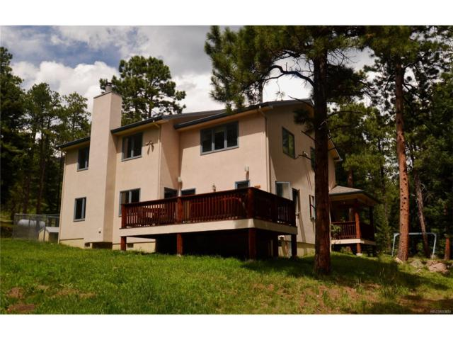 8840 Hillview Road, Morrison, CO 80465 (MLS #7985241) :: 8z Real Estate