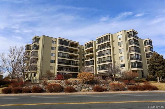 13901 E Marina Drive #507, Aurora, CO 80014 (#7985273) :: Berkshire Hathaway Elevated Living Real Estate