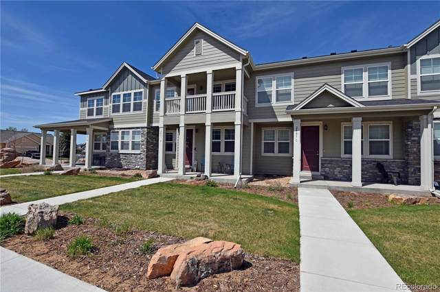 2461 Stage Coach Drive B, Milliken, CO 80543 (#7985305) :: West + Main Homes