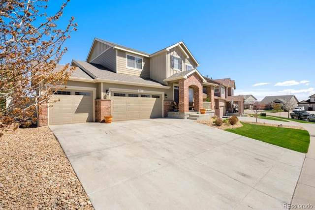 2213 Talon Parkway, Greeley, CO 80634 (#7985431) :: Bring Home Denver with Keller Williams Downtown Realty LLC