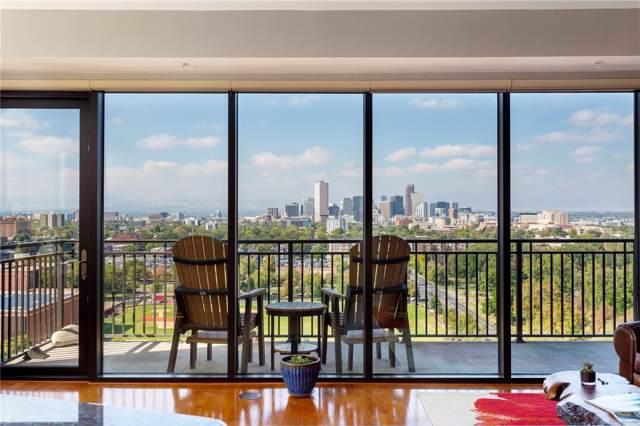 2990 E 17th Avenue #1601, Denver, CO 80206 (MLS #7985850) :: 8z Real Estate