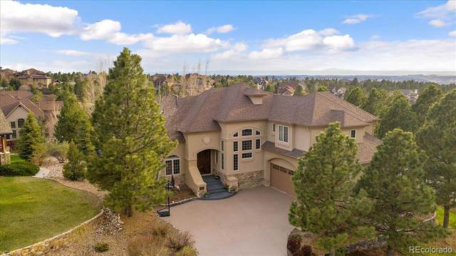 9132 Scenic Pine Drive, Parker, CO 80134 (#7985907) :: The Dixon Group