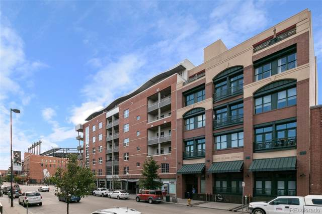 2245 Blake Street H, Denver, CO 80205 (#7986394) :: The DeGrood Team