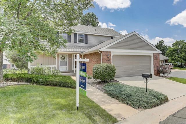 7178 S Poplar Lane, Centennial, CO 80112 (MLS #7987277) :: 8z Real Estate