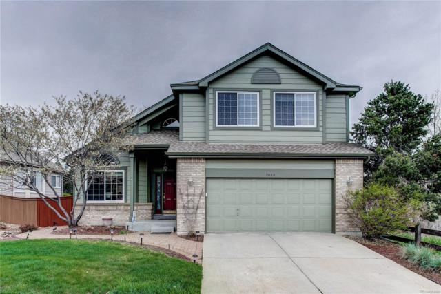 7002 Edgewood Drive, Highlands Ranch, CO 80130 (#7987481) :: House Hunters Colorado