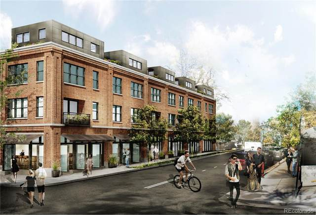 431 E Bayaud Avenue #309, Denver, CO 80209 (#7987658) :: The Peak Properties Group