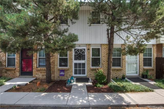 6550 W 14th Avenue #28, Lakewood, CO 80214 (MLS #7987794) :: 8z Real Estate