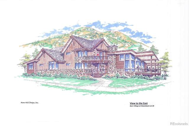 885 Angels View Way, Steamboat Springs, CO 80487 (MLS #7987859) :: Kittle Real Estate