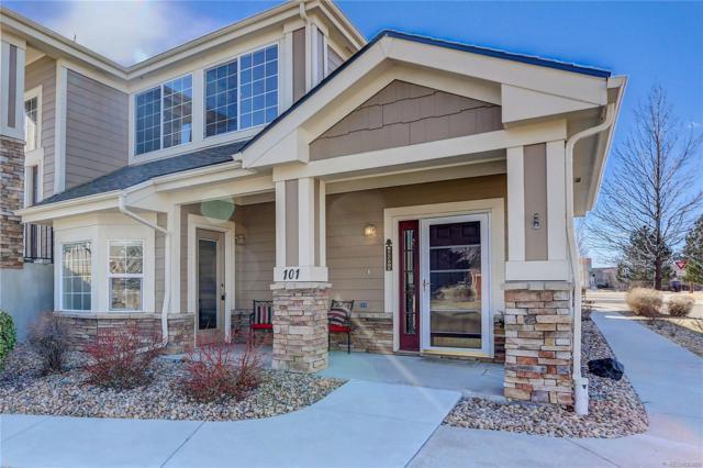 13712 Legend Way #101, Broomfield, CO 80023 (MLS #7988302) :: 8z Real Estate