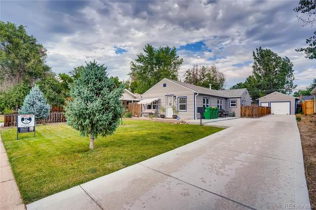 4830 S Sherman Street, Englewood, CO 80113 (#7988373) :: My Home Team