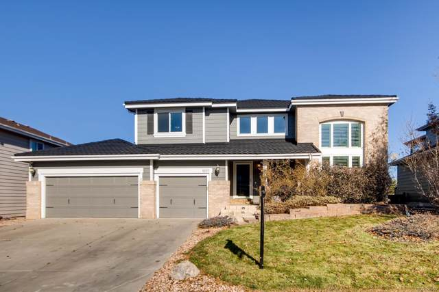 6697 Millstone Street, Highlands Ranch, CO 80130 (#7988674) :: The Healey Group