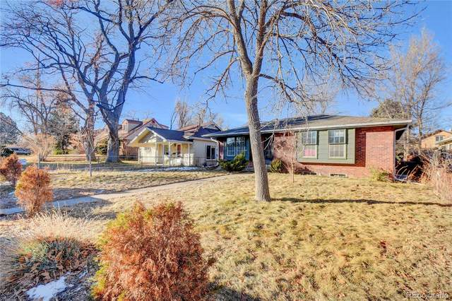 1915 S Madison Street, Denver, CO 80210 (#7988688) :: The HomeSmiths Team - Keller Williams