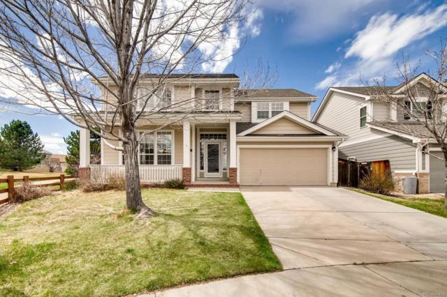 10219 Riverstone Drive, Parker, CO 80134 (#7989163) :: The Peak Properties Group