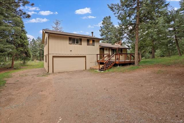 28486 Cragmont Drive, Evergreen, CO 80439 (#7989493) :: Berkshire Hathaway Elevated Living Real Estate