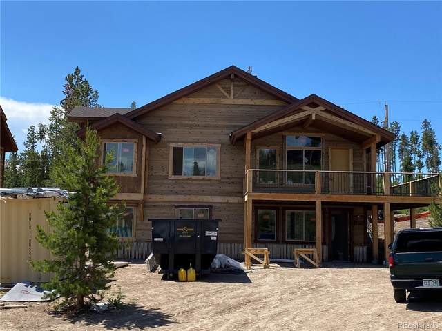 304 County Road 424, Grand Lake, CO 80447 (MLS #7989929) :: 8z Real Estate