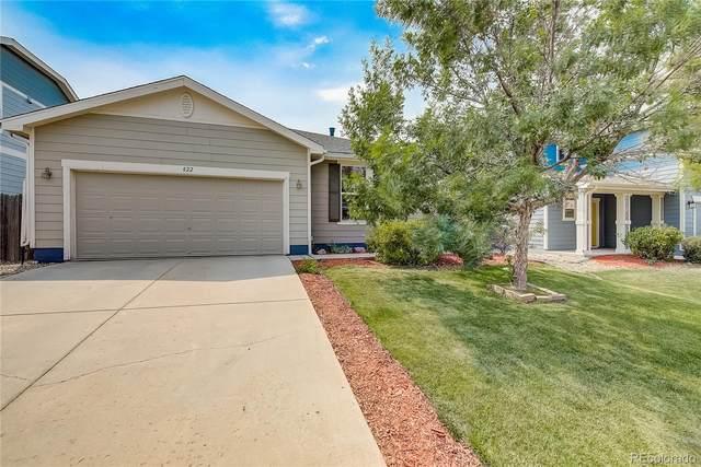 822 Turpin Way, Erie, CO 80516 (MLS #7990241) :: Neuhaus Real Estate, Inc.