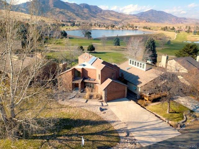 5373 Golf Course Drive, Morrison, CO 80465 (#7990272) :: Berkshire Hathaway Elevated Living Real Estate