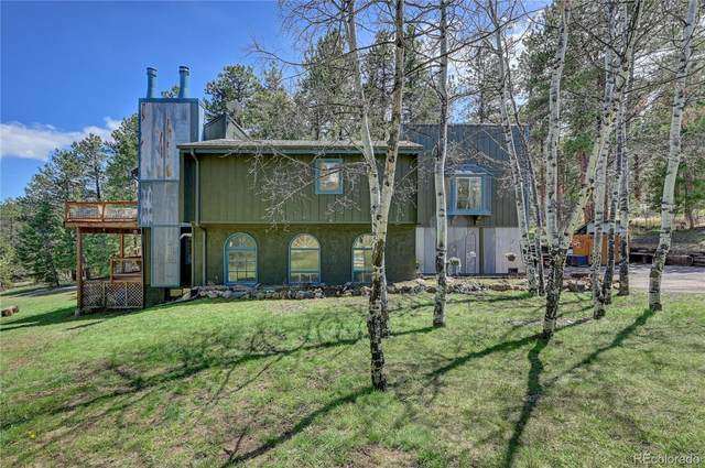 8783 S Ault Lane, Morrison, CO 80465 (#7990300) :: Bring Home Denver with Keller Williams Downtown Realty LLC