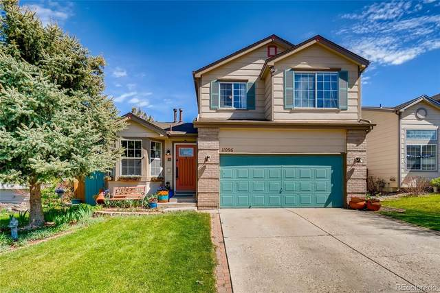 11096 Rodeo Circle, Parker, CO 80138 (#7990344) :: The DeGrood Team