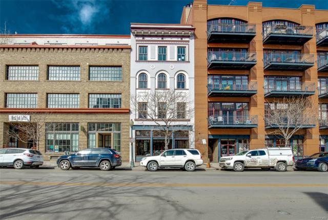 1441 Wazee Street #101, Denver, CO 80202 (MLS #7990673) :: Bliss Realty Group