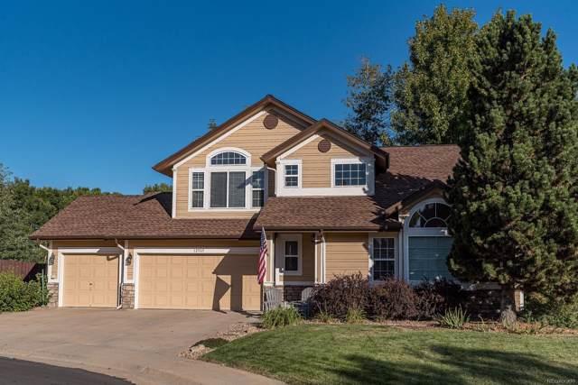 12565 S Moose Creek Court, Parker, CO 80134 (#7990883) :: The Peak Properties Group