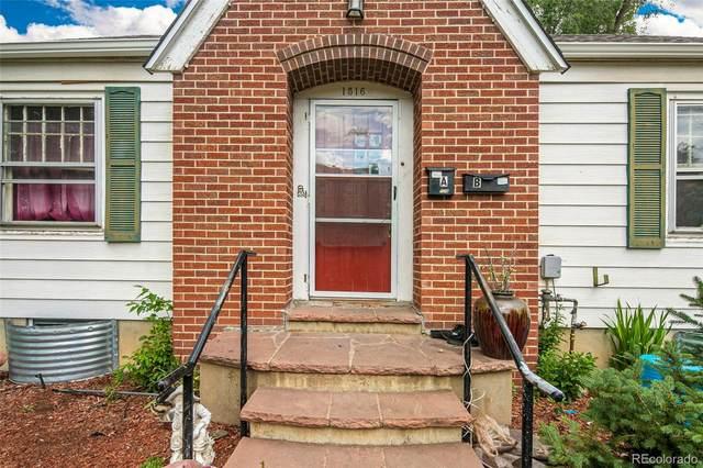 1516 14th Avenue, Greeley, CO 80631 (MLS #7990884) :: 8z Real Estate