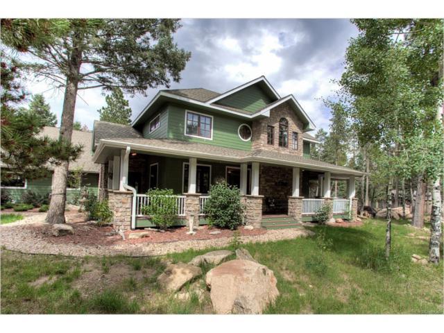 12940 S Ridge Road, Conifer, CO 80433 (#7991054) :: The Escobar Group @ KW Downtown Denver