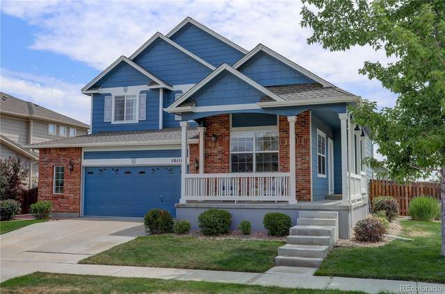 10110 Jasper Street, Commerce City, CO 80022 (#7991105) :: Peak Properties Group