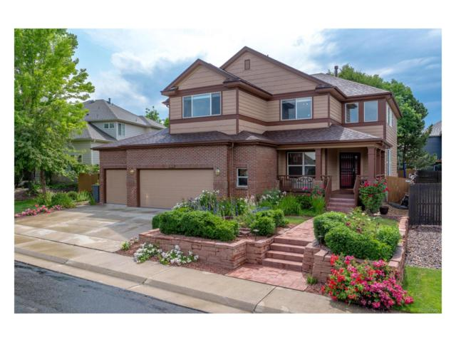 7645 S Grape Way, Centennial, CO 80122 (#7991797) :: The Peak Properties Group
