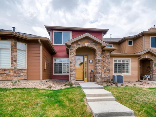 8614 Gold Peak Drive B, Highlands Ranch, CO 80130 (MLS #7991997) :: 8z Real Estate