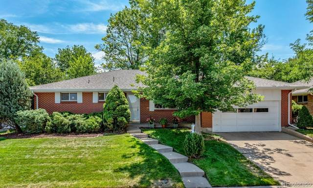 2180 E Columbia Place, Denver, CO 80210 (MLS #7992055) :: 8z Real Estate