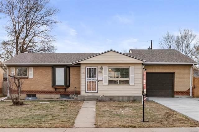 7719 Tejon Street, Denver, CO 80221 (MLS #7992104) :: Colorado Real Estate : The Space Agency