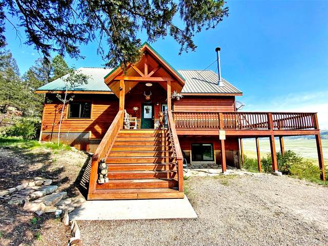 1390 Redhill Road, Fairplay, CO 80440 (MLS #7992271) :: Bliss Realty Group
