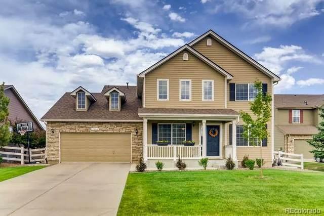 4206 Eagle Ridge Way, Castle Rock, CO 80104 (MLS #7992310) :: 8z Real Estate