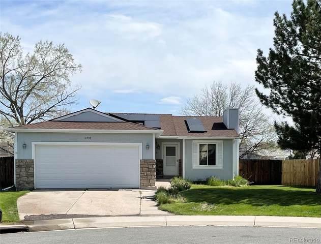 11757 W Marlowe Drive, Morrison, CO 80465 (#7992322) :: HomeSmart