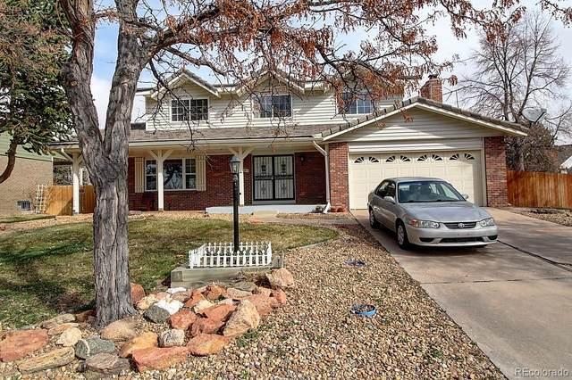 11191 E Arkansas Avenue, Aurora, CO 80012 (#7992333) :: The Peak Properties Group