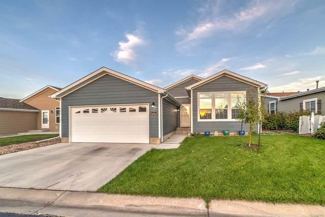 6170 Mallow Green #271, Frederick, CO 80530 (MLS #7992352) :: 8z Real Estate