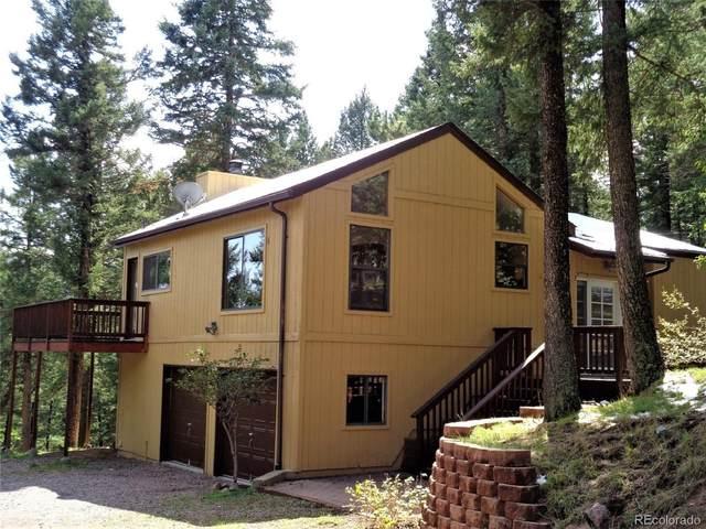 27433 Arrowhead Lane, Conifer, CO 80433 (MLS #7992471) :: 8z Real Estate