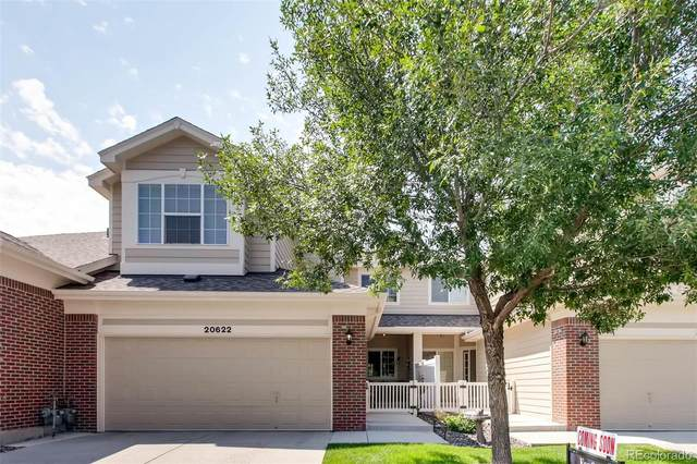 20622 E Lake Avenue, Centennial, CO 80016 (#7992505) :: The DeGrood Team