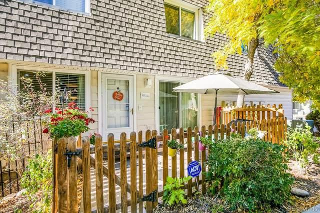 6805 E Arizona Avenue D, Denver, CO 80224 (#7992653) :: Venterra Real Estate LLC